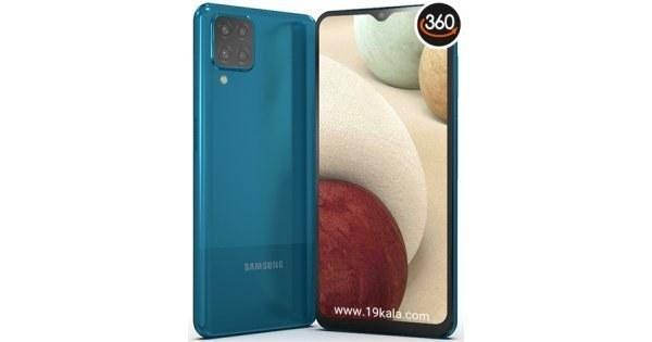 image گوشی سامسونگ گلکسی A12 دوسیم کارت ظرفیت 64 گیگابایت Samsung Galaxy A12 Dual SIM 64/4GB RAM
