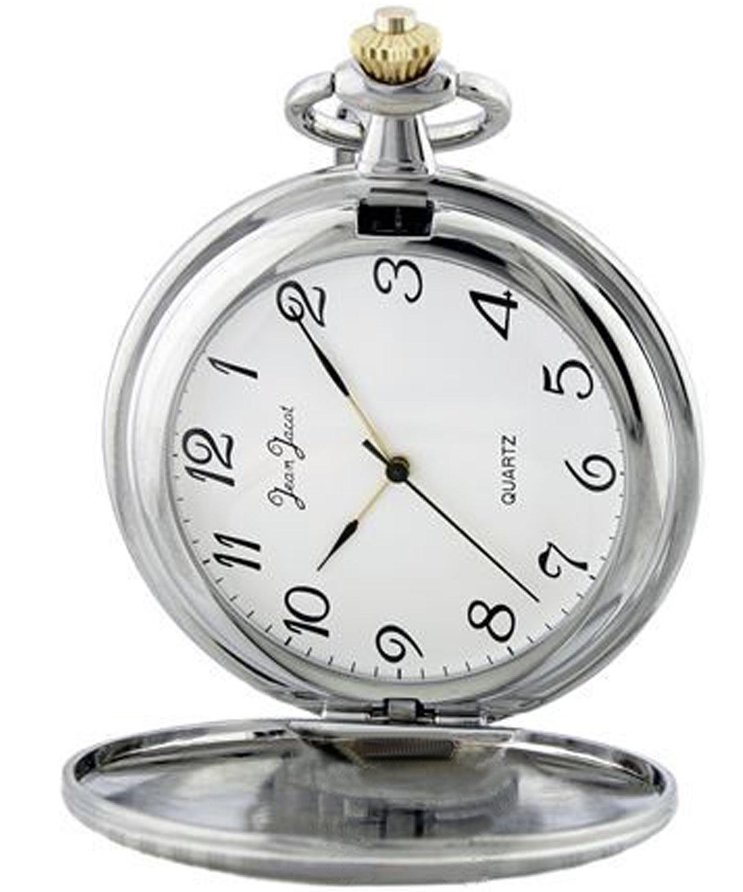 تصویر ساعت جیبی مردانه ژان ژاکت ، کد 1037-QT
