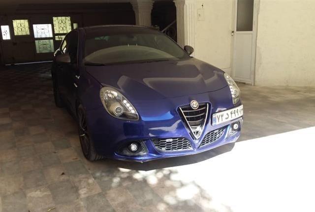 خودرو آلفارومئو، جولیتا، 1400