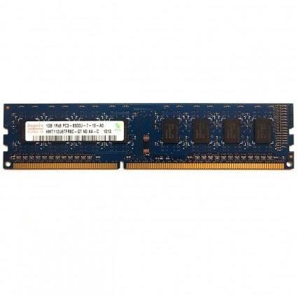 تصویر رم کامپیوتر هاینیکس Hynix PC3 8500U 1066Mhz DDR3 ظرفیت 1 گیگابایت