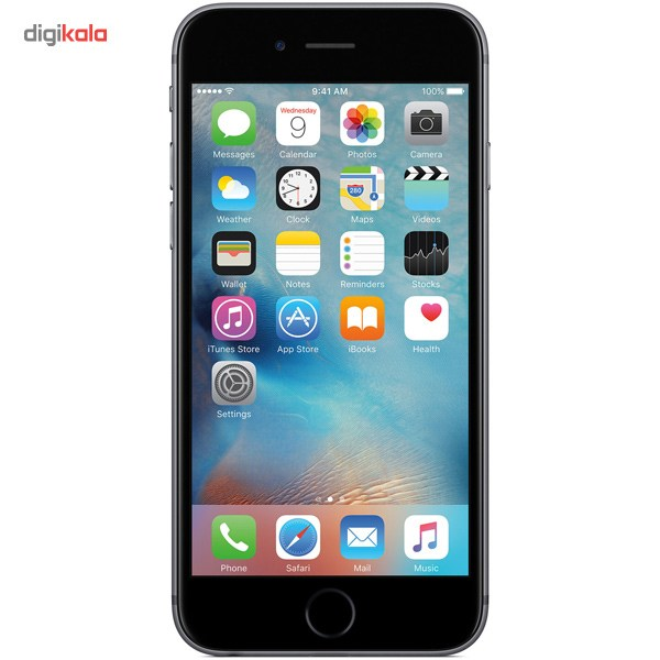 عکس Apple iPhone 6s | 64GB  گوشی  اپل آیفون ۶ ایکس | ظرفیت 64 گیگابایت apple-iphone-6s-64gb 7