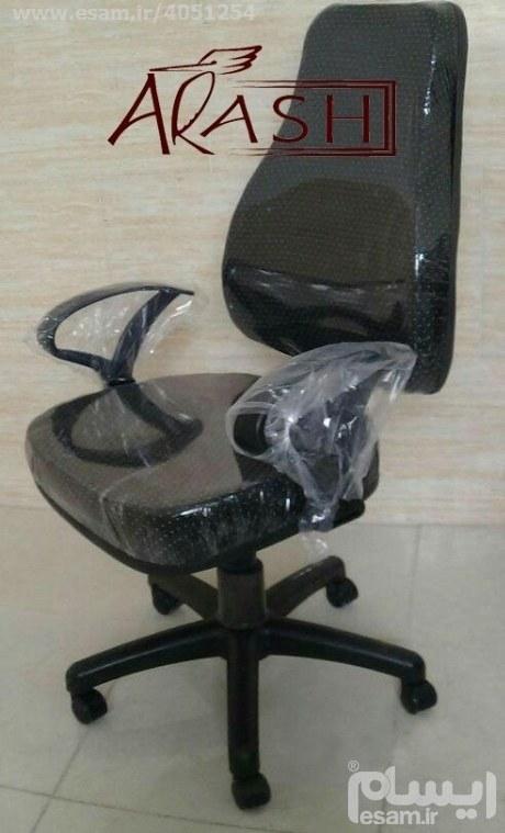 صندلی مدیریت 2000 پارچه ای جک دار آکبند |