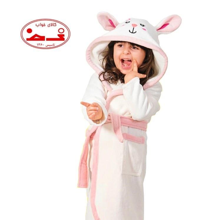 عکس حوله تن پوش بچه گانه خرگوش  حوله-تن-پوش-بچه-گانه-خرگوش