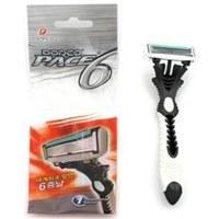 عکس خودتراش مردانه مدل Pace 6 دورکو تکی Dorco Dorco Pace 6 Shave Blade For Men خودتراش-مردانه-مدل-pace-6-دورکو-تکی-dorco