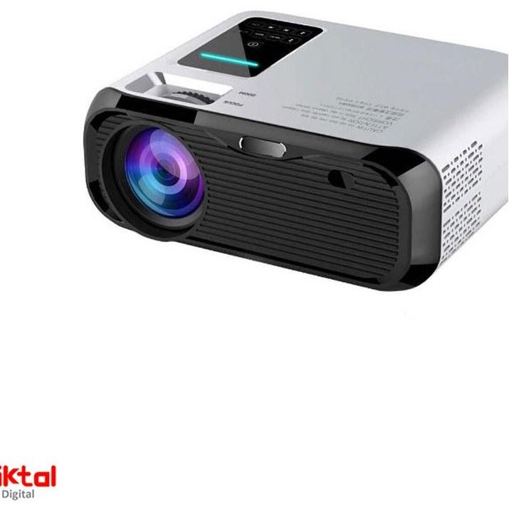 تصویر ویدئو پروژکتور LED HD مدل E500A