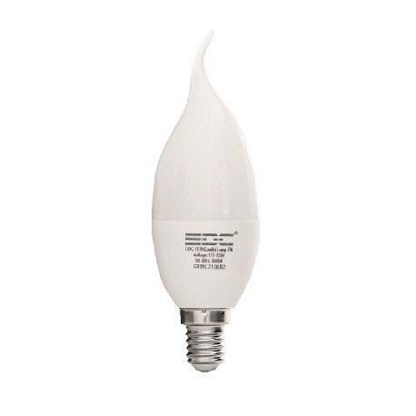 لامپ شمعی اشکی لوستر 7 وات کم مصرف EDC