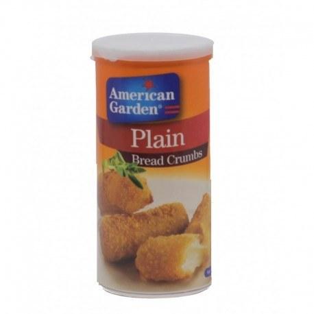 تصویر پودر سوخاری ساده آمریکن گاردن 425 گرم American Garden