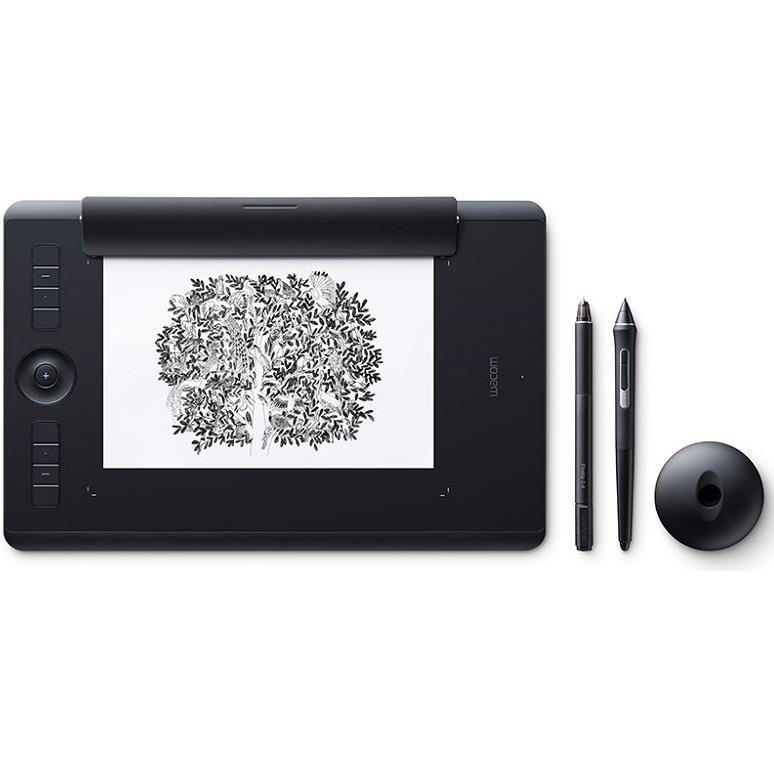 تصویر Wacom PTH-660P Intuos Pro Paper Edition Medium Display Pen