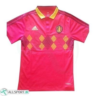 پلو شرت بلژیک Belgium Polo Shirt 2018-19