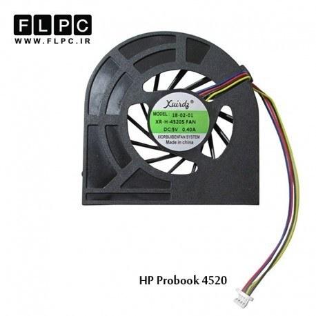 تصویر فن لپ تاپ اچ پی HP Probook 4520s Laptop CPU Fan