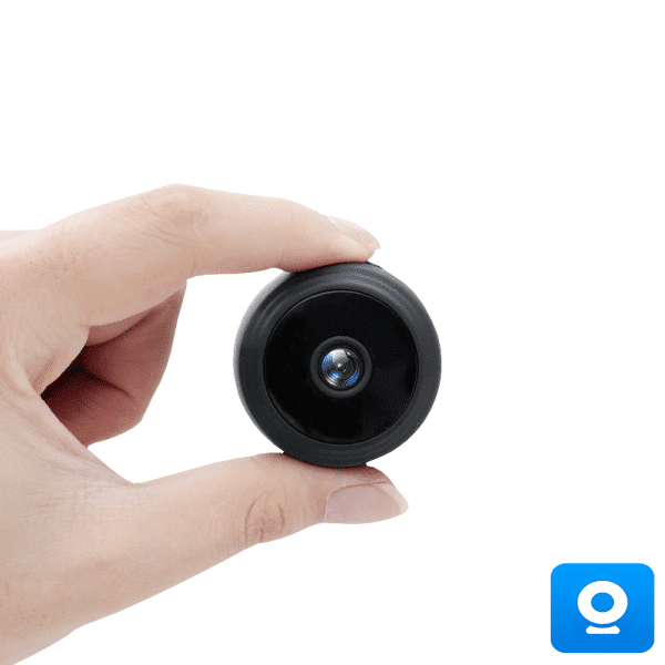 دوربین بیسیم کوچک مگنتی SQT با نرم افزار V380