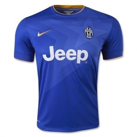 پیراهن دوم یوونتوس Juventus 2014-15 Away Soccer Jersey