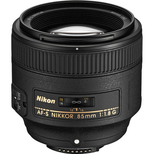 تصویر Nikon AF-S NIKKOR 85mm f/1.8G لنز نیکون 85 میلی متر f/1.8g AF-S