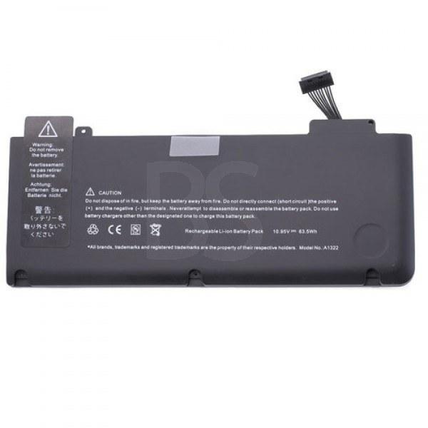 باتری A1322 مک بوک پرو A1278 سیزده اینچ مدل MC375