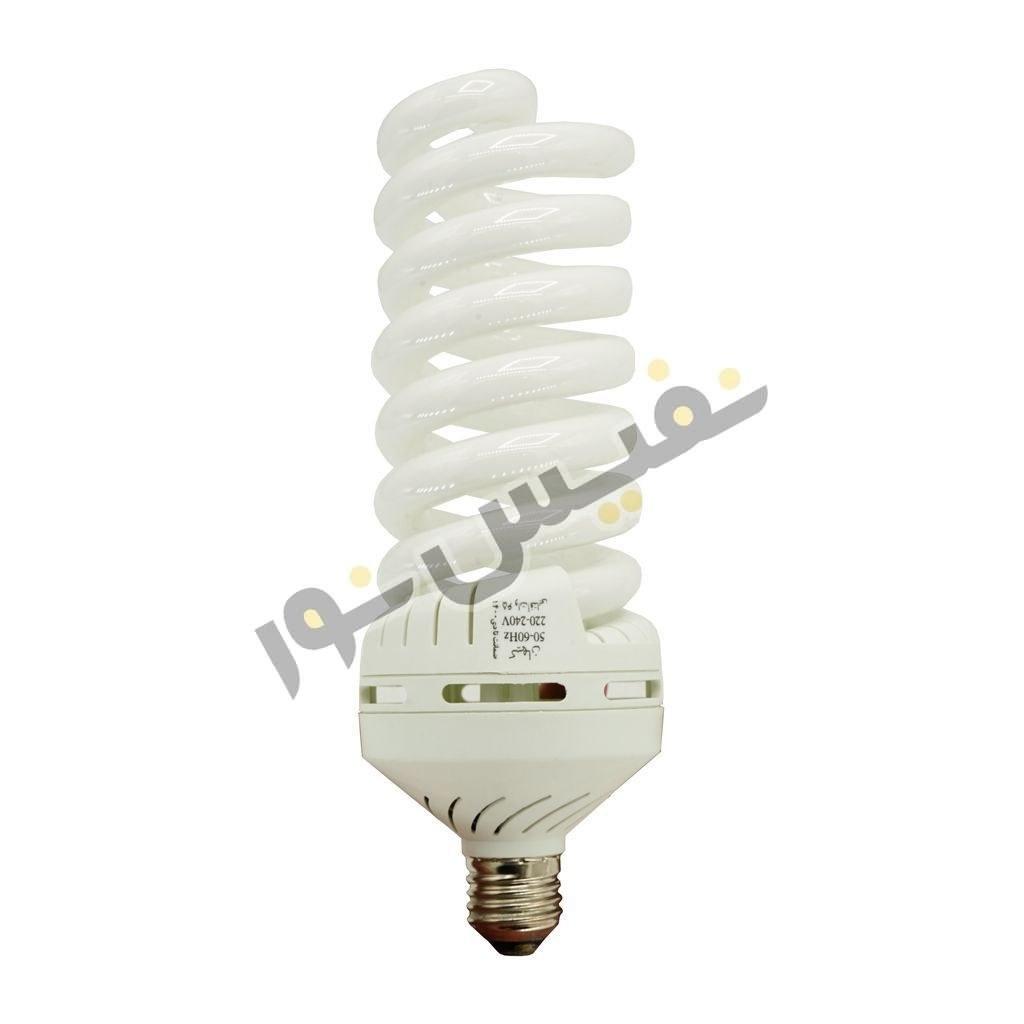 تصویر لامپ کم مصرف پیچی 65 وات کیهان
