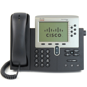 main images IP Phone Cisco CP 7960G تلفن تحت شبکه سیسکو  CP-7960G
