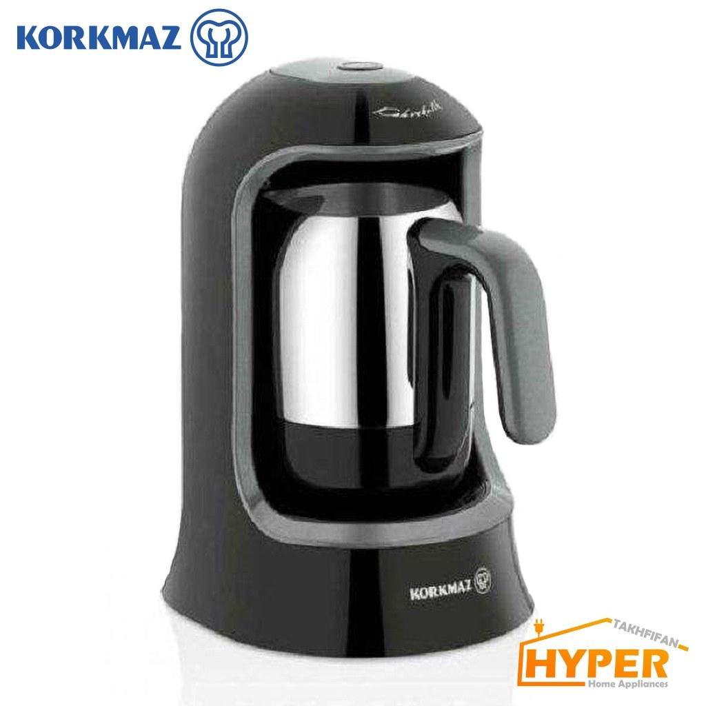 main images قهوه ساز کرکماز مدل KORKMAZ AS-A860 korkmaz AS-A860 Coffee Maker