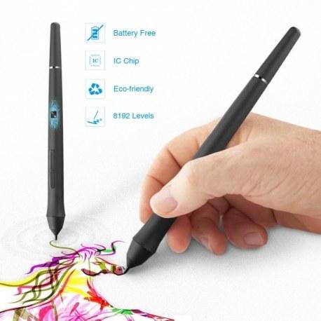 تصویر قلم طراحی مناسب برای تبلت VK1560 برند VEIKK