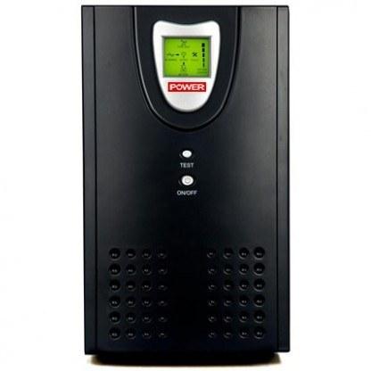 تصویر یو پی اس Power سری KI 3000S دارای باتری داخلی