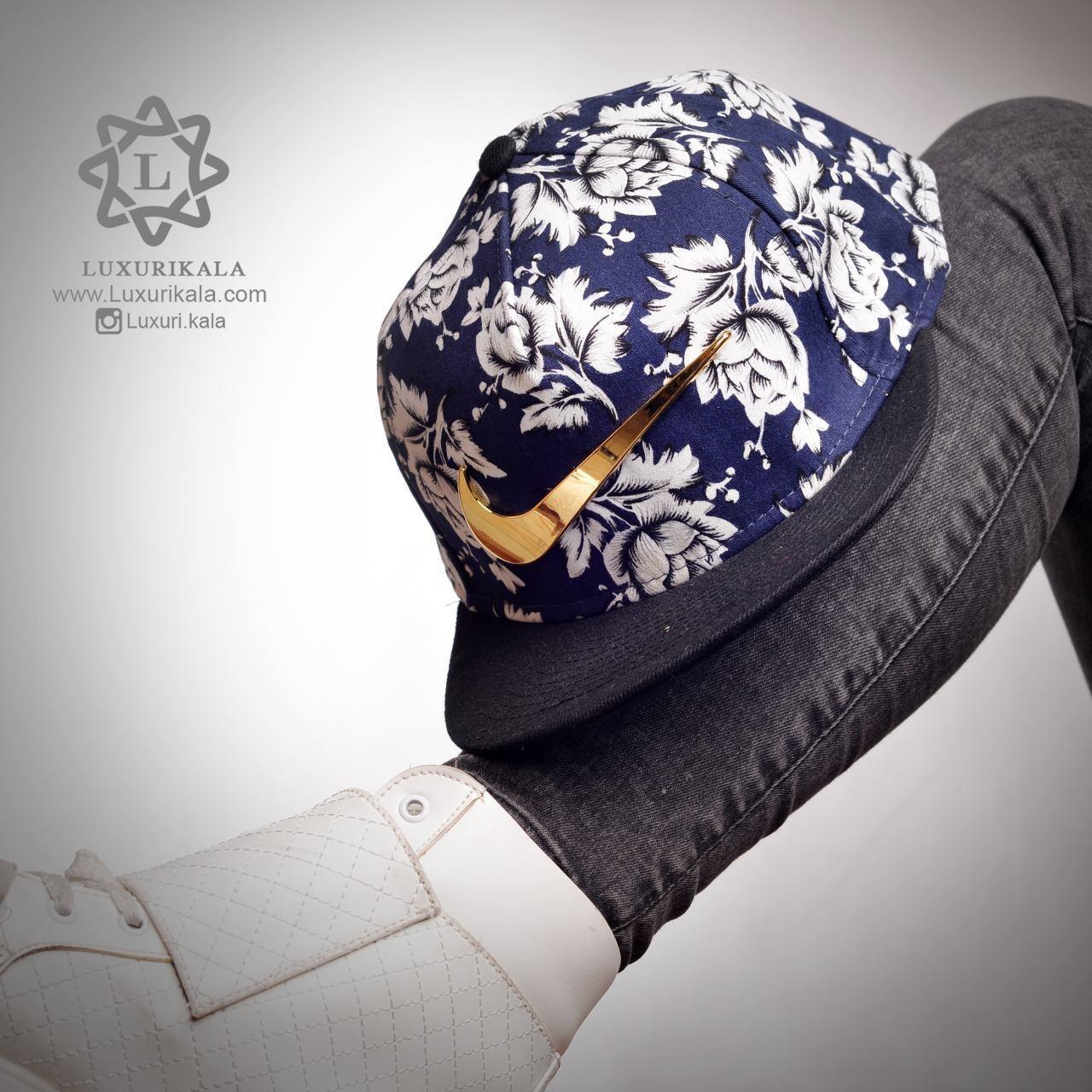 تصویر کلاه کپ لاکچری Luxuri Cap