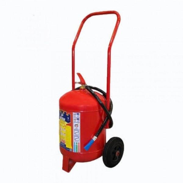 تصویر کپسول پودر و گاز دژ