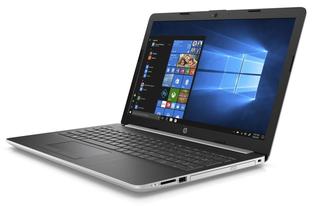 "عکس Newest HP 15 15.6"" HD Touchscreen Premium Laptop - Intel Core i5-7200U, 8GB DDR4, 2TB HDD, DVD+RW, HDMI, Webcam, Wi-Fi AC + Bluetooth 4.2, Gigabit Ethernet RJ-45, Windows 10 - Silver Newest HP 15 15.6"" HD Touchscreen Premium Laptop - Intel Core i5-7200U, 8GB DDR4, 2TB HDD, HDMI, Webcam, Wi-Fi AC + Bluetooth 4.2, Gigabit Ethernet RJ-45, Windows 10 - Gold newest-hp-15-156-hd-touchscreen-premium-laptop-intel-core-i5-7200u.-8gb-ddr4.-2tb-hdd.-dvd+rw.-hdmi.-webcam.-wi-fi-ac-+-bluetooth-42.-gigabit-ethernet-rj-45.-windows-10-silver"