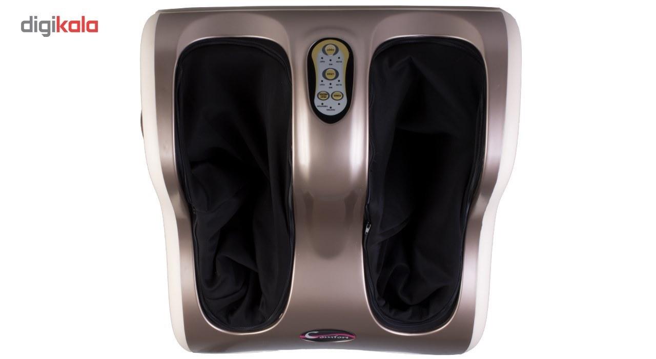 img ماساژور پا کامفورت مدل L3000 Comfort L3000 Leg Massager