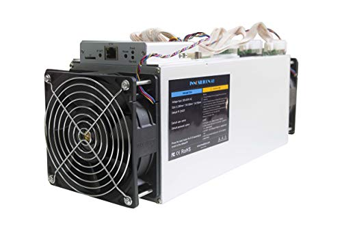 INNOSILICON Equihash Miner A9 ZMaster,50Ksol/s 620W,ASIC Miner with Power Supply