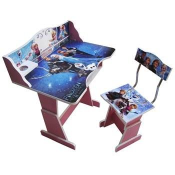 میز و صندلی تحریر کودک مدل فروزن   Hogger M FROZEN Desk  Chair child