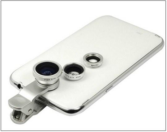 لنز 3 تایی دوربین گوشی