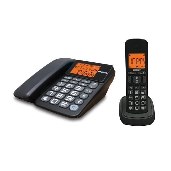 گوشی تلفن بی سیم یونیدن مدل AT4503