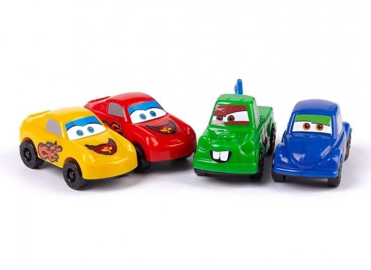 پکیج 6 عددی ماشین RUSTEZ