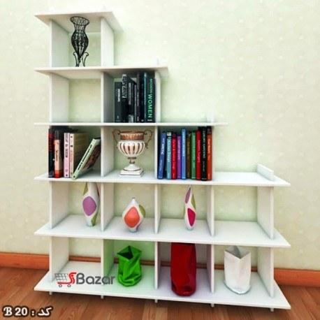 عکس کتابخانه چهارده خانه چوبی مربع  کتابخانه-چهارده-خانه-چوبی-مربع
