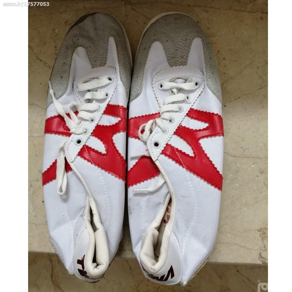 عکس کفش کتانی سالنی  کفش-کتانی-سالنی