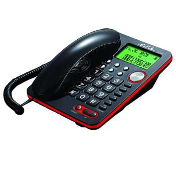 main images تلفن رومیزی سی اف ال مدل CFL_7240