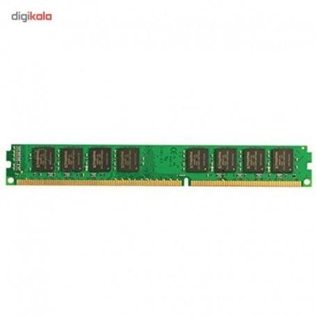 رم کامپیوتر کینگستون مدل ValueRAM DDR3 1600MHz ظرفیت 8 گیگابایت |