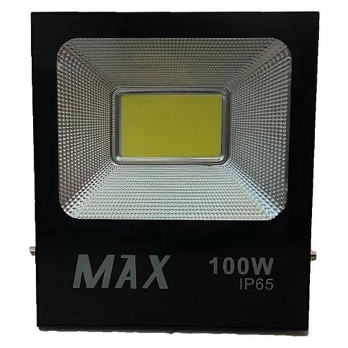 تصویر پروژکتور 100 وات cob برند MAX