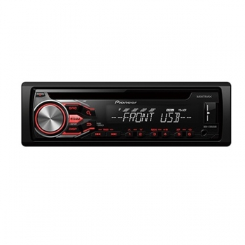 Pioneer DEH-X4850FD Car Audio Player With Direct Control for iPod/ iPhone