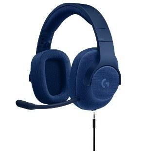عکس هدست باسیم گیمینگ لاجیتک مدل جی ۴۳۳ Logitech G433 7.1 Surround Wired Gaming Headset هدست-باسیم-گیمینگ-لاجیتک-مدل-جی-433