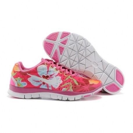 کتانی رانینگ زنانه نایک فری تی آر فیت Nike Free TR Fit 2 579968-611