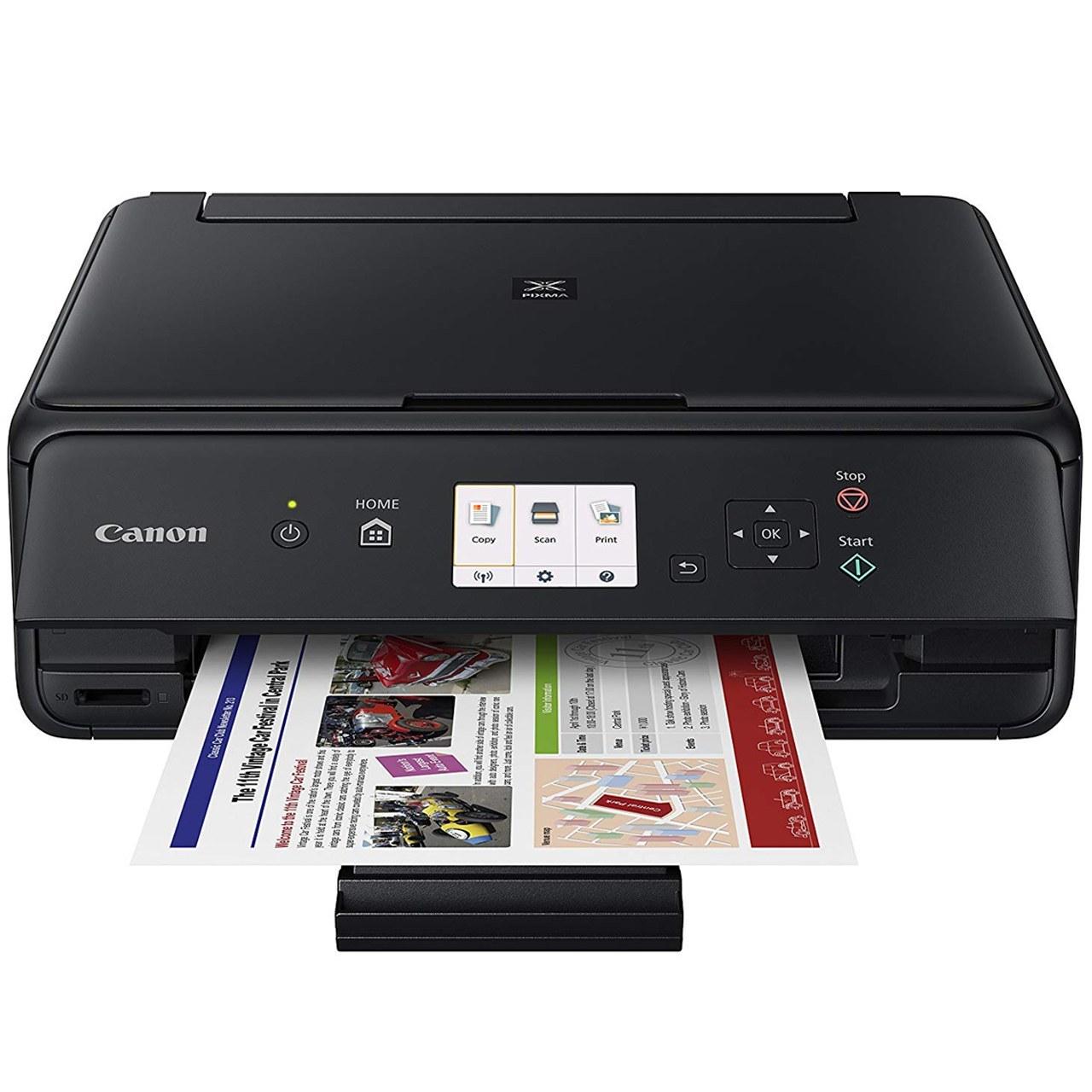 تصویر پرینتر چند کاره جوهرافشان TS5020 کانن Printer Inkjet Canon TS5020 Multifunction