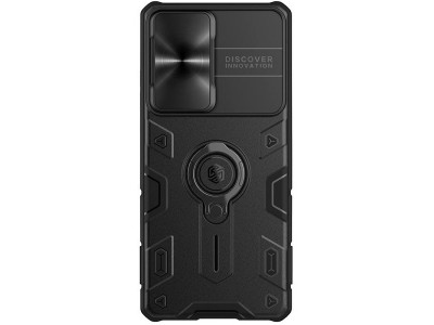 تصویر کاور نیلکین مدل CamShield Armor مناسب برای گوشی موبایل سامسونگ گلکسی S21 Ultra Nillkin CamShield Armor case for Samsung Galaxy S21 Ultra