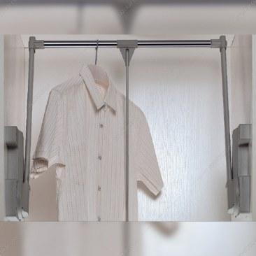تصویر رگال با جک آسانسوری سری 2 رنگ موکا سایز 90 - 120فانتونی مدل J806 Fantoni J806 Regal Clothes