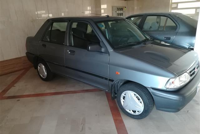 خودرو سایپا، پراید 131، 1396