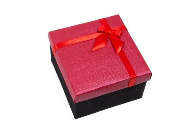 جعبه کادویی مدل پاپیون سایز بزرگ
