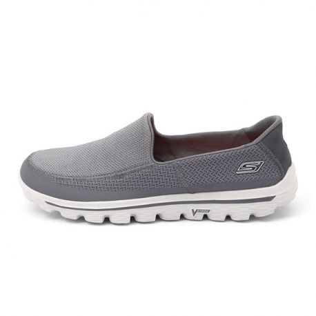 کتانی رانینگ مردانه اسکچرز گو واک Skechers Go Walk 2 53590-CHAR