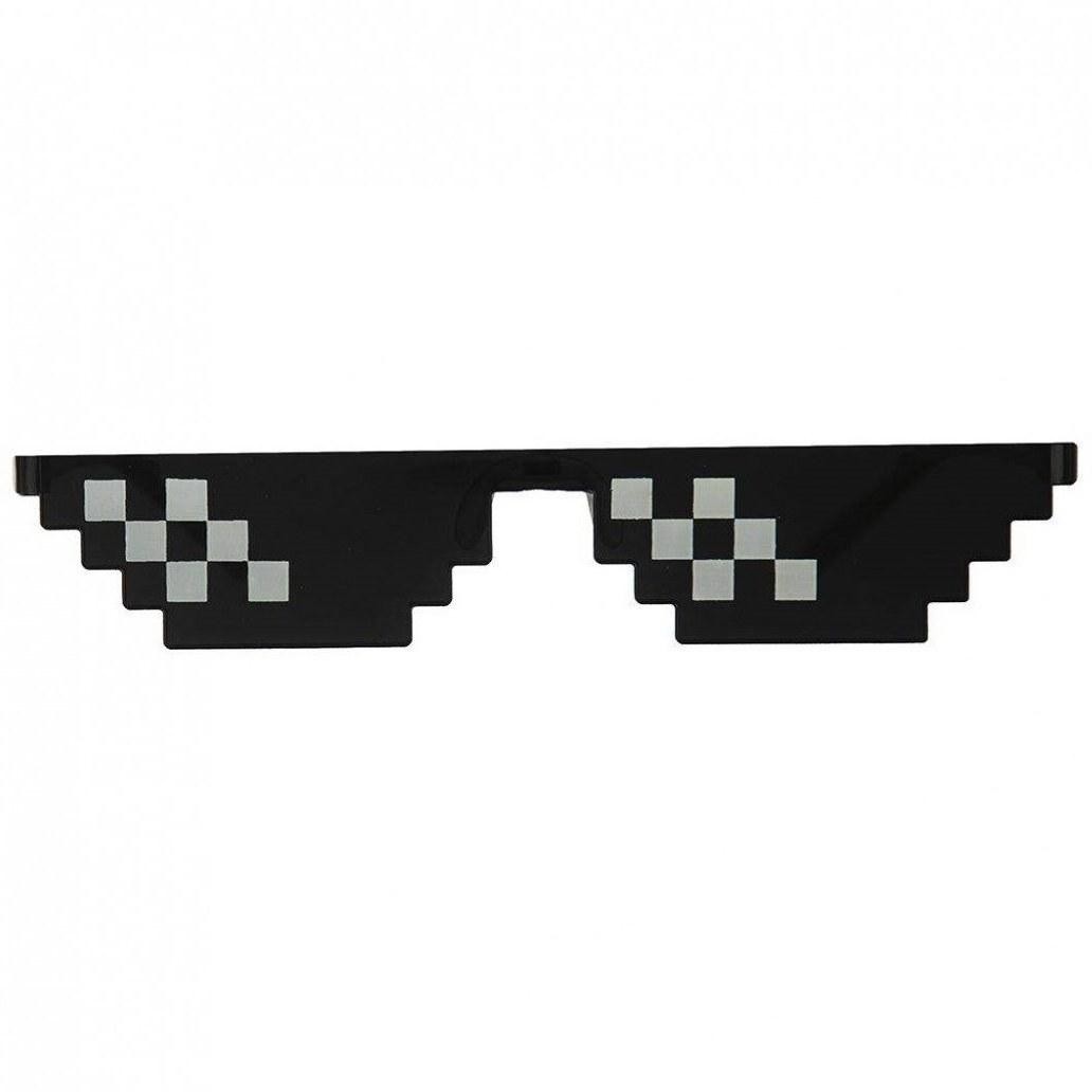 عینک تزئینی کد ۷  