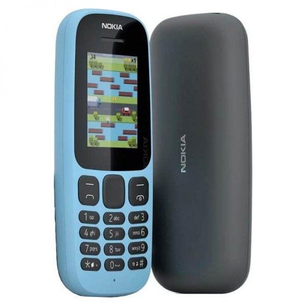 تصویر Nokia 105 odsun ساخت هند