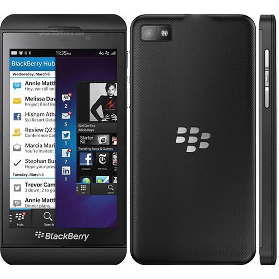تصویر گوشی بلک بری مدل زد 10 (BlackBerry Z10)