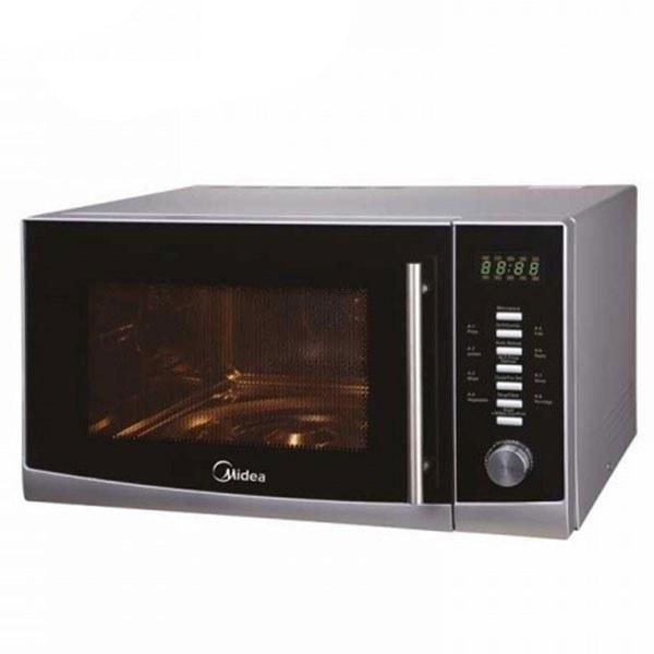 تصویر مایکروویو میدیا 28 لیتر مدل MW-F2824-EFP MIDEA Microwave Oven MW-F2824-EFP 28 LITER